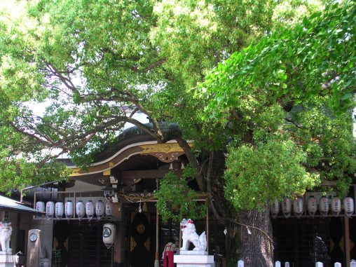 方違神社 – Houchigai Shrine