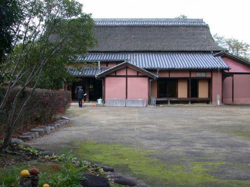 中家住宅 – Naka old residence