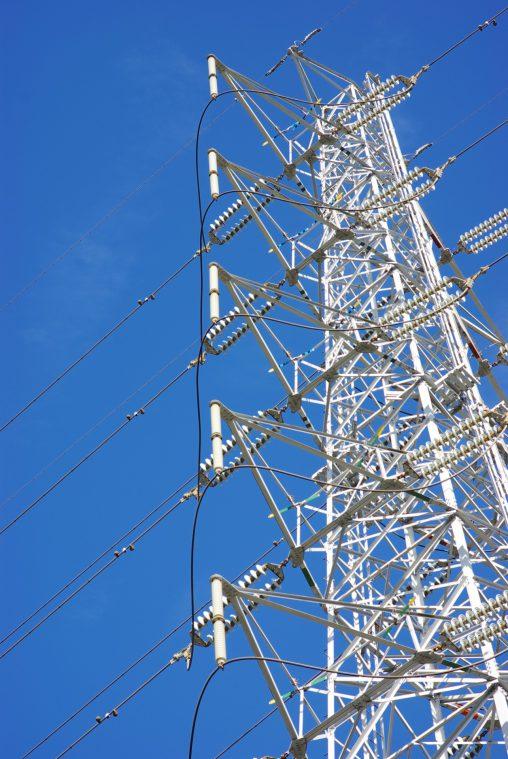 送電塔 – Transmission Tower