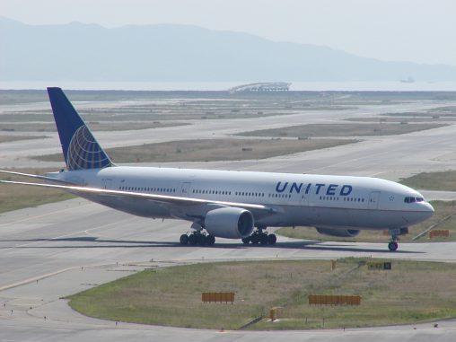 ユナイテッド航空 ボーイング777-200 – United Airlines Boeing 777-200