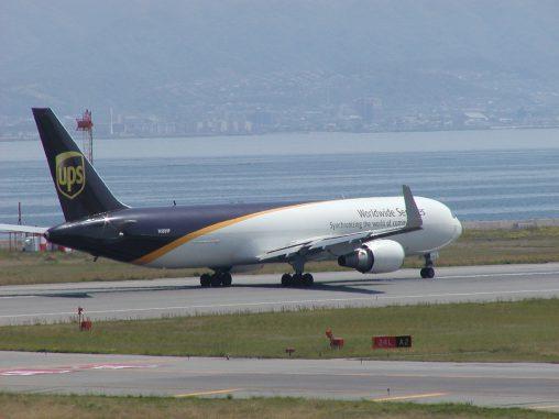 UPS ボーイング767-300 – UPS Boeing 767-300