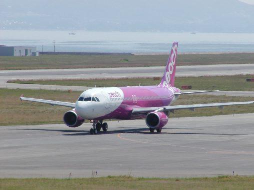 ピーチアビエーション エアバスA320 – Peach Aviation Airbus A320