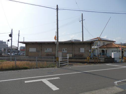 紀州鉄道線 学門駅 – Gakumon station