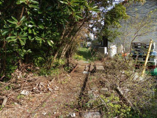 紀州鉄道の廃線路 – Abandoned Railway