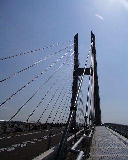 田尻スカイブリッジ – Tajiri sky bridge