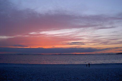 りんくうタウンの夕暮れ – Sunset