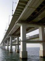 関西空港連絡橋 – Sky gate bridge R
