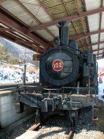 三岐鉄道E101形蒸気機関車 – Sangi railway E101 Type steam locomotive