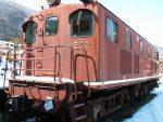 大阪窯業セメントいぶき500形電気機関車 – Osaka Ceramic and Cement IBUKI 500 type Electric Locomotive