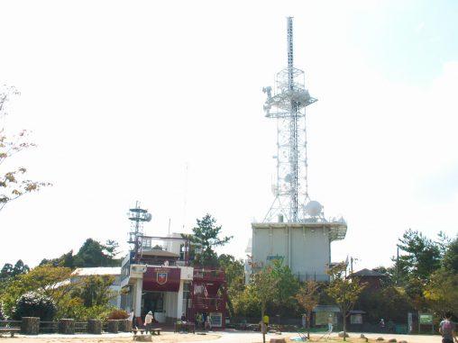 摩耶ロープウェー星の駅 – Star station of Maya Ropeway