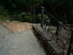 山道の椅子 – Chairs at Mt. Maya