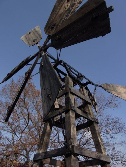 堺の風車 – Sakai-style Windmill
