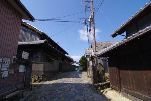 暗峠 大阪側 – Kuragari pass from Osaka side