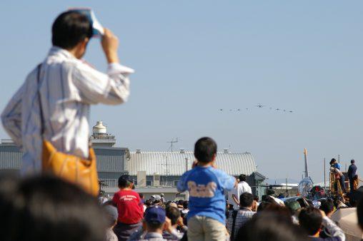 2007年岐阜航空祭 展示飛行 – Exhibition flight in Gifu air field 2007