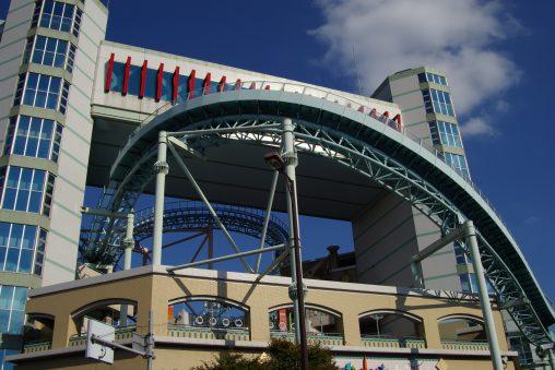 フェスティバルゲート跡地 – Festival gate (21 pics)