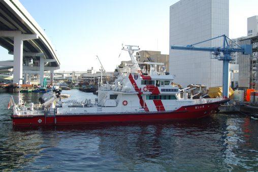 """消防艇まいしま – Fireboat """"Maishima"""""""