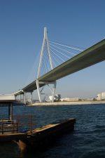天保山大橋 – Tenpozan Bridge