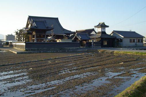 伊勢長島願証寺 – Ganshoji Temple