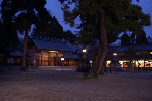 射水神社 – Imizu Shrine