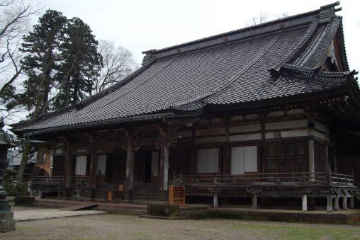 城端別院 善徳寺 – Zentokuji Temple