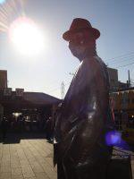 寅さん – Statue of Mr. Tora