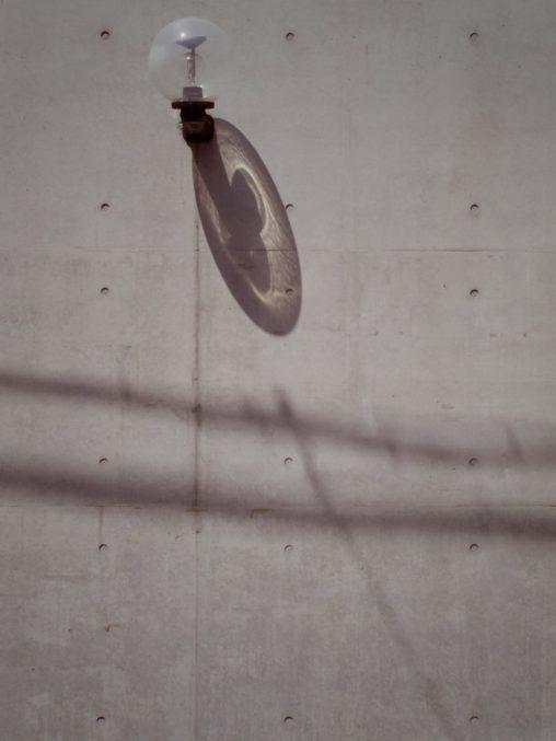 コンクリート・影・透過 – Concrete, Shadow, Transparency