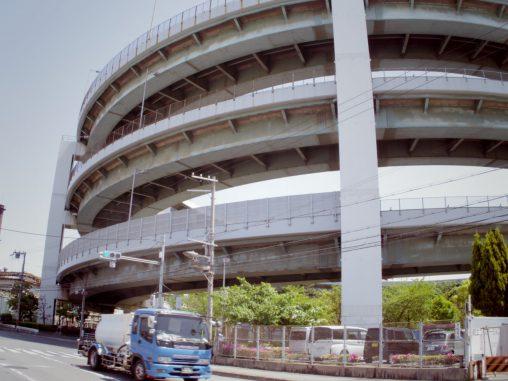 新木津川大橋 – New Kizugawa Bridge