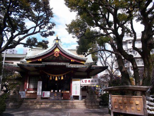 蒲田八幡神社 – Kamata Hachiman shrine