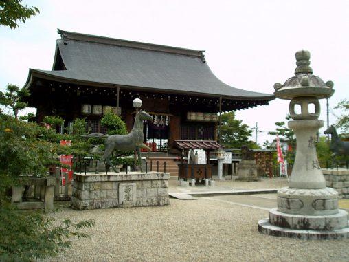 乃木神社(3枚) – Nogi Shrine (3 pics)