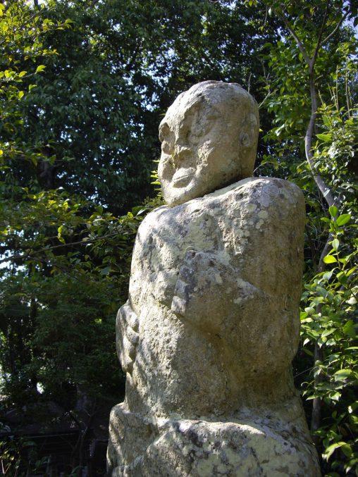 北条石仏(五百羅漢) – Hojo Stone buddha