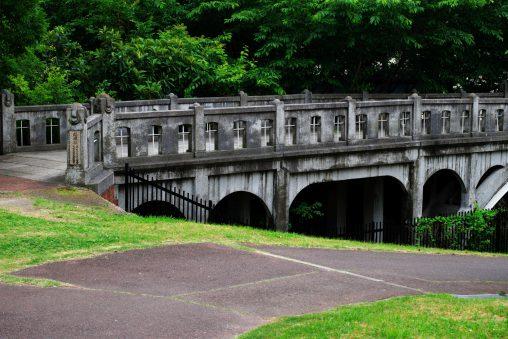 長柄運河眼鏡橋 – Meganebashi Bridge
