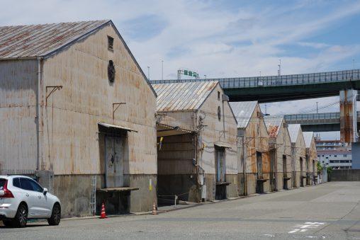 港の倉庫 – Warehouses