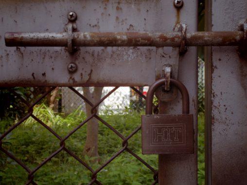 南京錠 – Padlock
