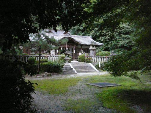 穴師坐兵主神社(2枚) – Hyozu Shrine (2 pics)