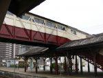 半田駅と跨線橋(4枚) – Handa Station and Oldest overpass bridge (4 pics)