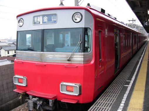 名鉄6500系電車 – Meitetsu 6500 series train
