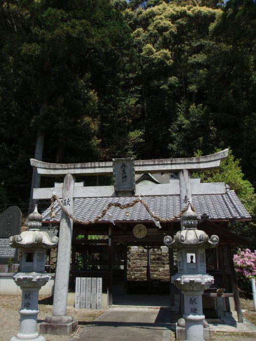 丹生神社(紀美野町・2枚) – Niu Shrine at Kimino Town (2 pics)