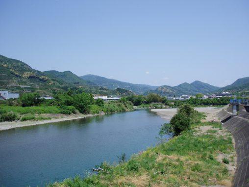 有田川 – Aridagawa River