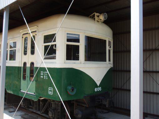 紀州鉄道キハ605(2枚) – Kishu Railway KiHa 605 (2 pics)