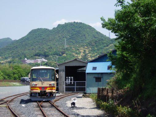 有田鉄道ハイモ180-101 – Arida Railway HaIMo 180 series