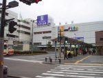 2005年の和歌山駅前(4枚) – Wakayama Station and nearby streets (4 pics)