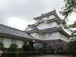 大多喜城天守 – Main tower of Otaki Castle