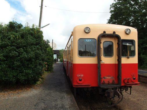 小湊鐵道キハ200型気動車(5枚) – Kominato Railway KiHa 200 Series (5 pics)