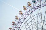 輪と矢 – Ferris wheel
