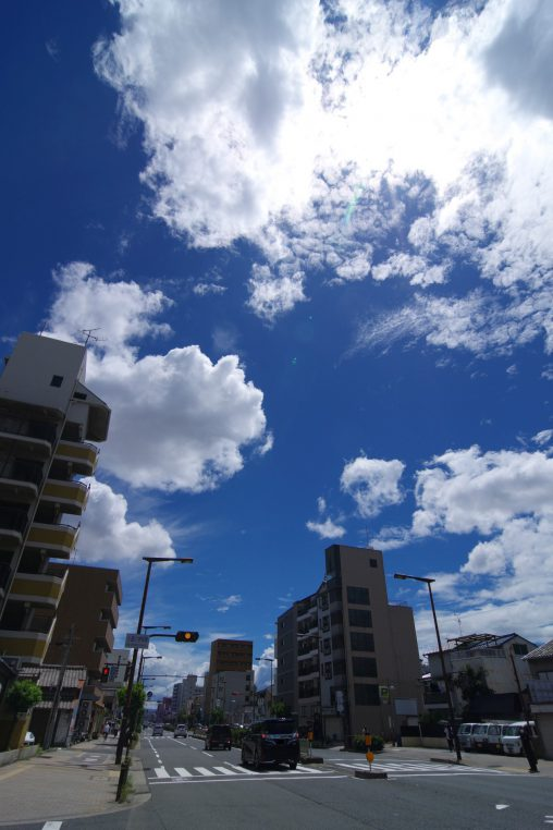 夏空 – Summer sky