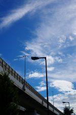 都会の空 – Urban sky