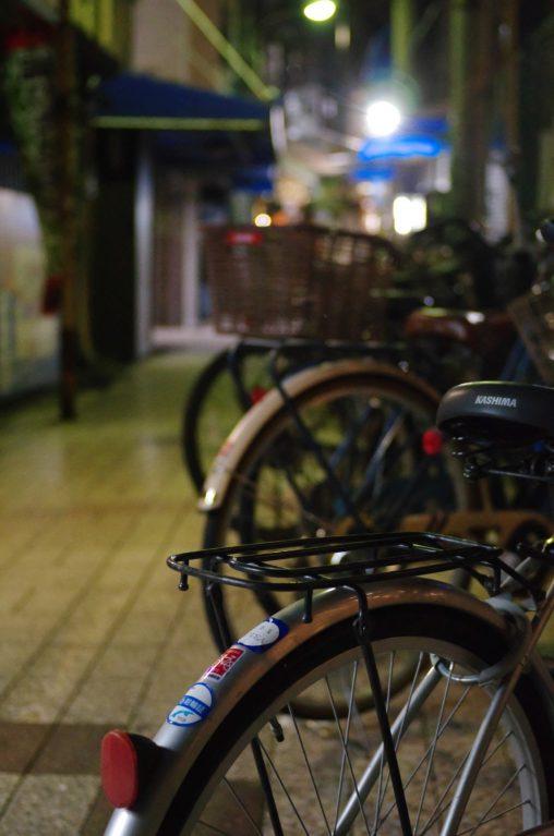 自転車の街 – Bicycle city