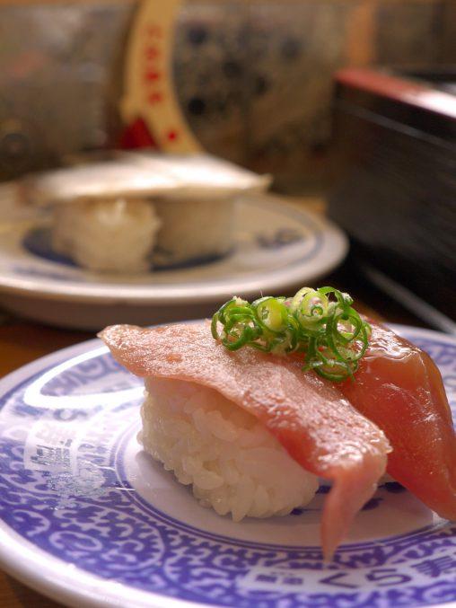 くら寿司にて – at Kura-Sushi